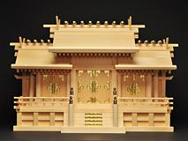 神棚三社宮